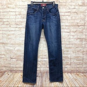 Lucky Brand 121 Heritage Slim Jeans Size 30x32